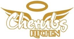 CHERUBS angel logo SMALL