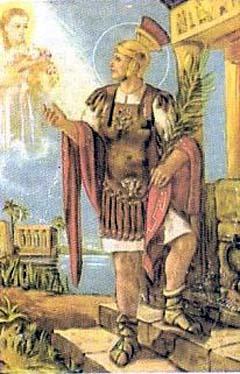 Den hellige Basilides