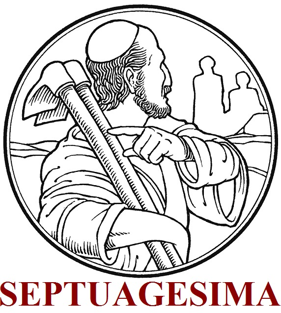 Carissimi: Today's Mass; Feria III of Septuagesima