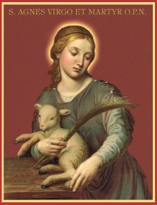 St Agnes Virgin & Martyr