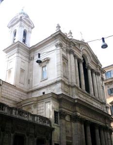 basilica_santa_maria_via_lata_roma ad cyricaum