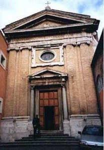 Saint Prisca of Rome