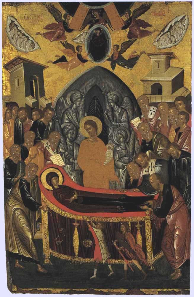 Carissimi: Today's Mass; Feria in the Octave of the Dormition of the Mother of God