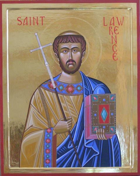 Carissimi: Today's Mass; Octave Day of St Laurence, Martyr