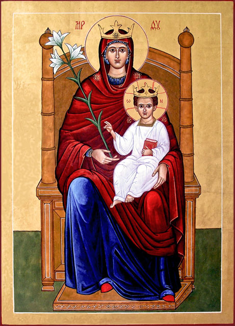 Carissimi: Today's Mass; Our Lady of Walsingham