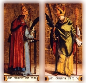 Sts. Cornelius and Cyprian
