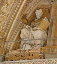 30 Pope St. Felix I Martyr