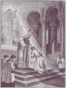 Ordination to the Sacred Priesthood