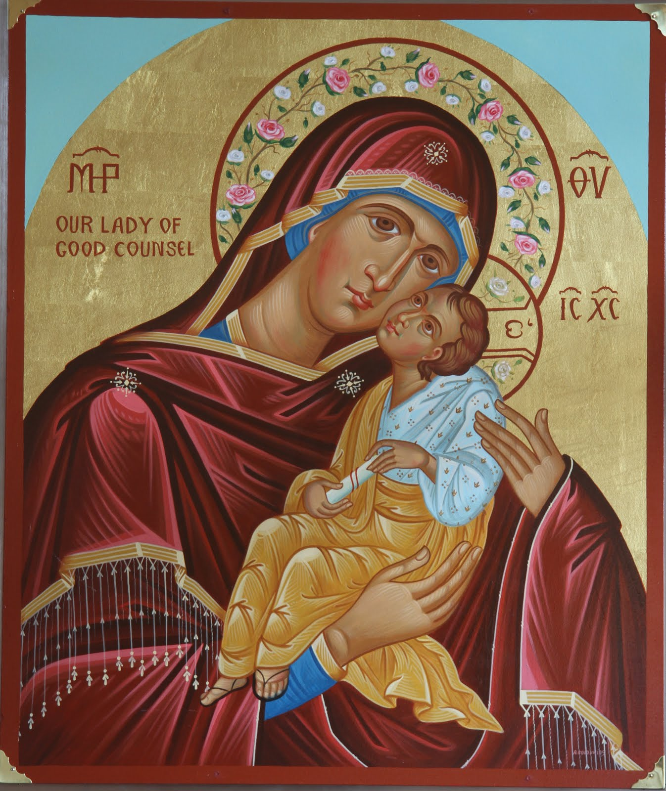 Carissimi: Today's Mass; Our Lady on Saturday