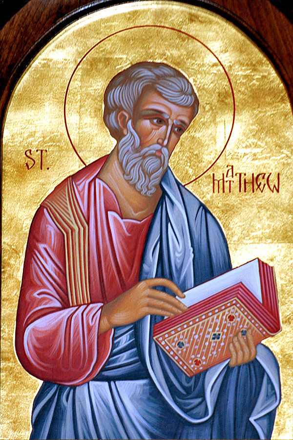 Carissimi: Today's Mass; St Matthew the Apostle & Evangelist