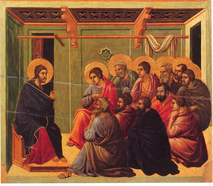 Carissimi: Today's Mass; Sunday III After Easter