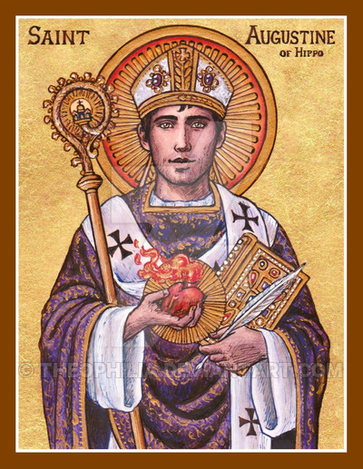 Carissimi: Today's Mass; St Augustine of Hippo