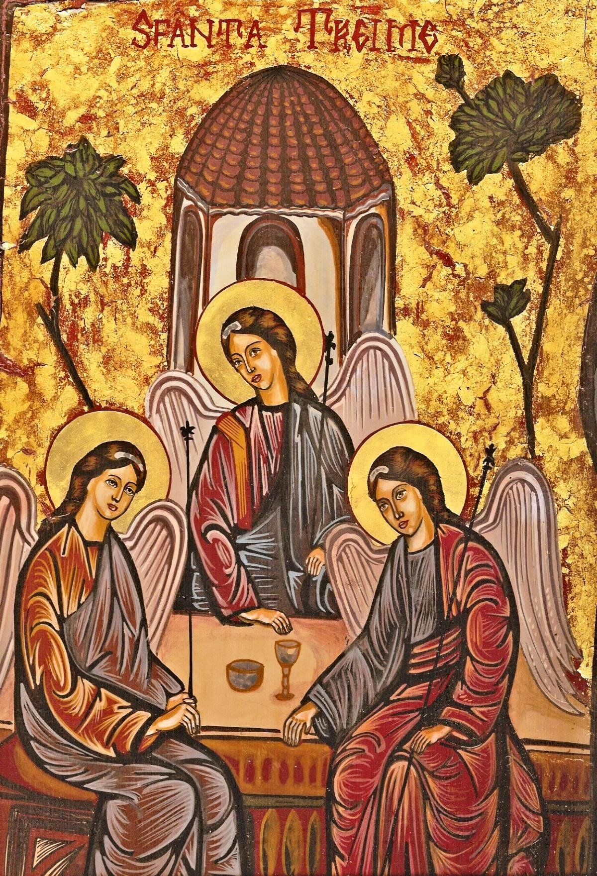 Carissimi: Today's Mass; Trinity Sunday