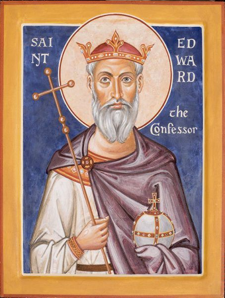 Carissimi: Today's Mass; St Edward, King & Confessor