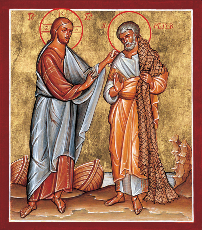Carissimi: Today's Mass; Feast of the Chair of Peter at Antioch