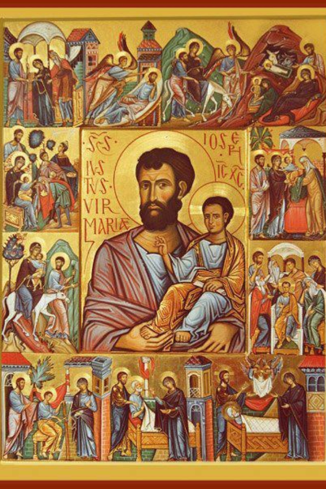 Carissimi: Today's Mass; St Joseph, Husband of the BVM