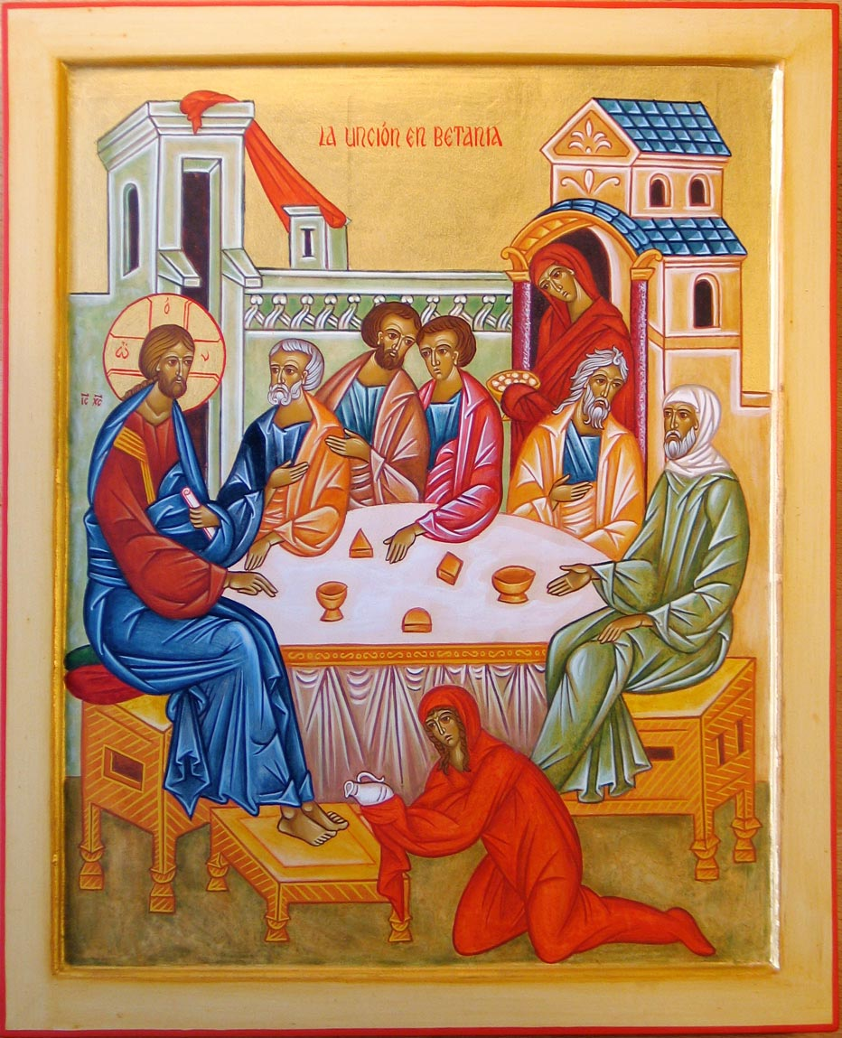 Carissimi: Today's Mass; Thursday Passiontide I