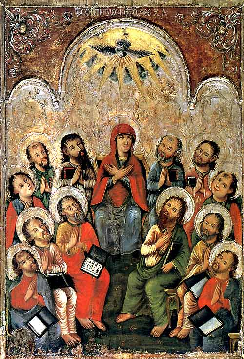 Carissimi: Today's Mass; Whit Saturday Ember