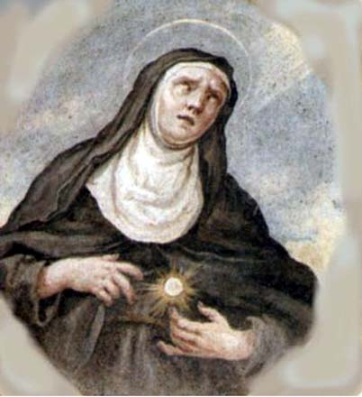 Carissimi: Today's Mass; St Juliana Falconieri, Virgin