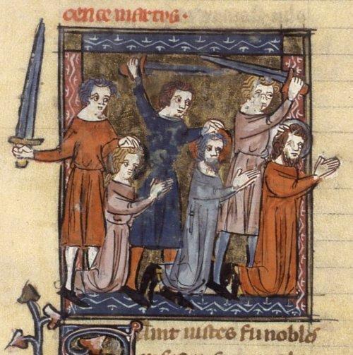 Carissimi: Today's Mass; SS. Vitus, Modestus & Crescentia