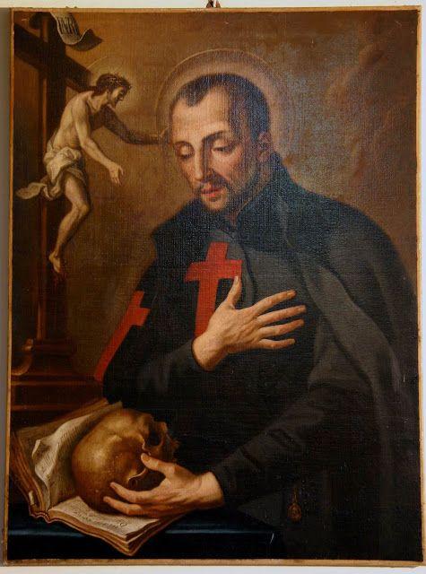 Carissimi: Today's Mass; St Camillus de Lellis, Confessor