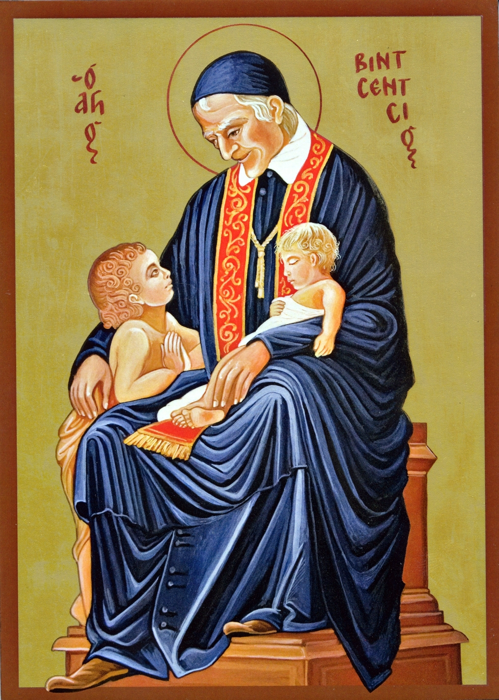 Carissimi: Today's Mass; St Vincent de Paul, Confessor