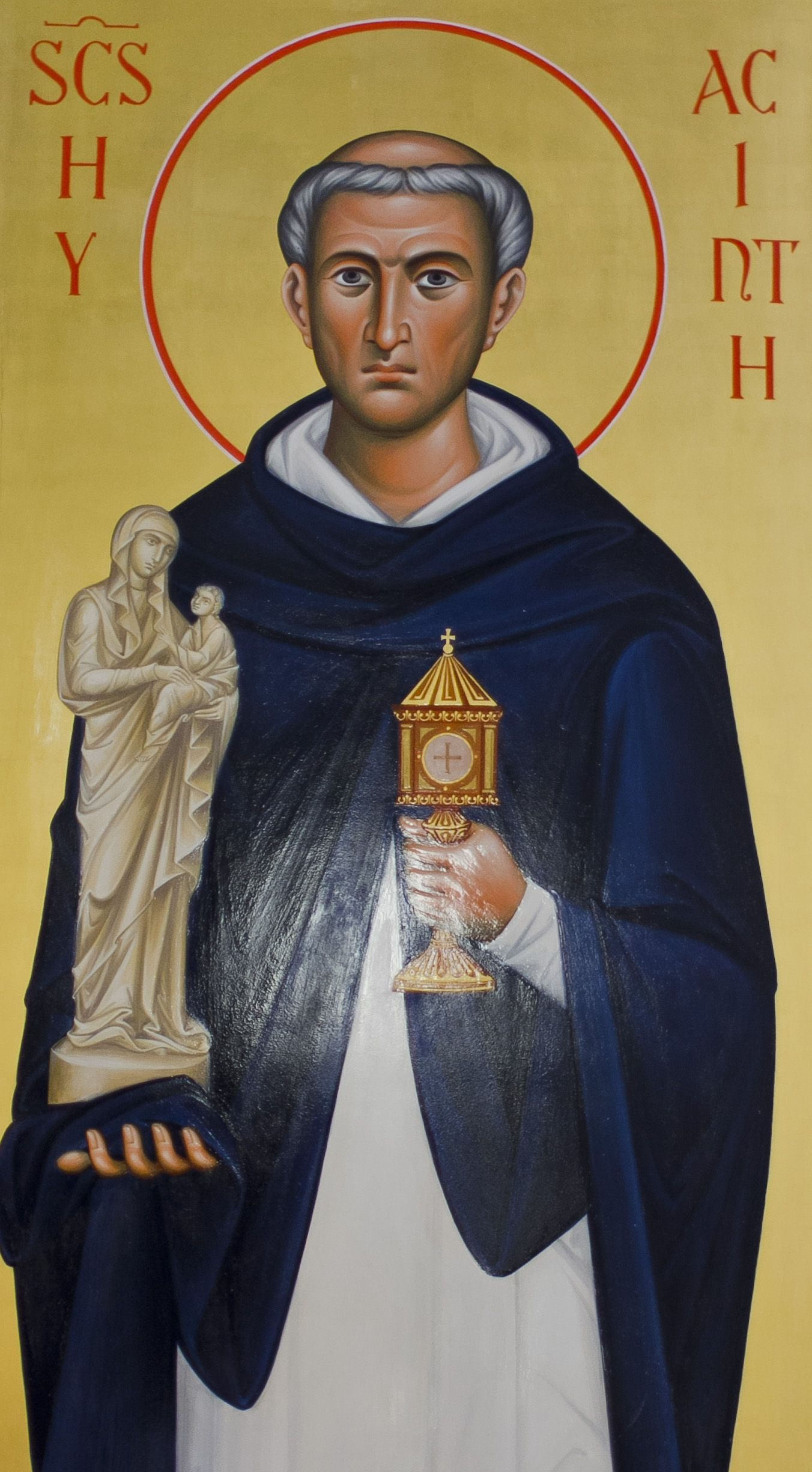 Carissimi: Today's Mass; St Hyacinth OP, Confessor