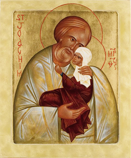 Carissimi: Sunday's Mass; St Joachim, Father of the Blessed Virgin Mary