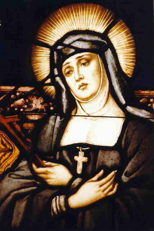Carissimi: Today's Mass; St. Jane Frances de Chantal, Widow