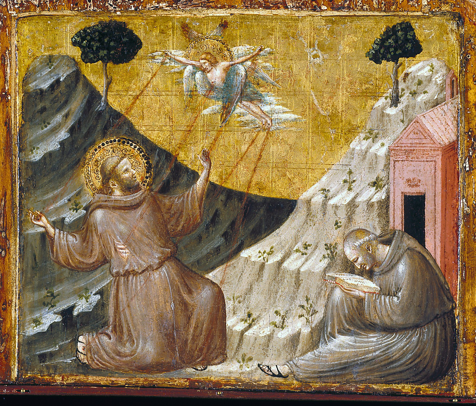 Carissimi: Today's Mass; Impression of the Stigmata of St Francis of Assisi