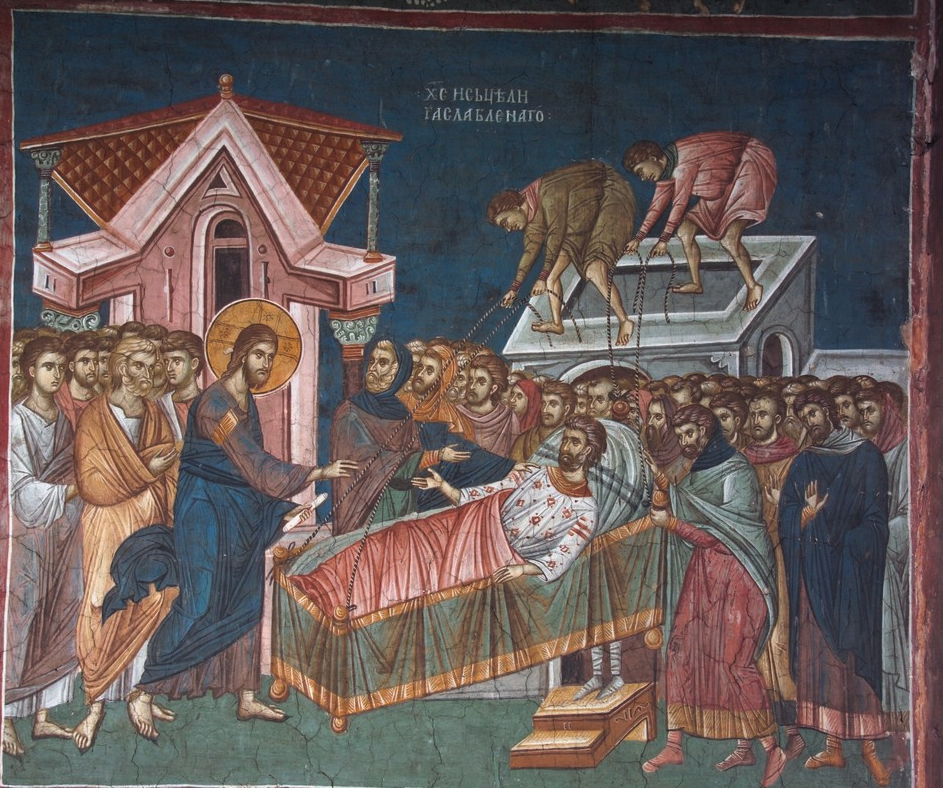 Carissimi: Today's Mass; Feria of Sunday XVIII Post Pentecost