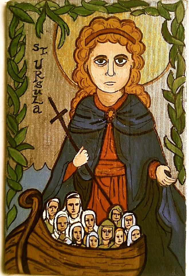 Carissimi: Sunday's Mass; S. Ursula, Virgin Martyr