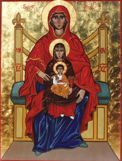 Carissimi: Today's Mass; The Conception of the BVM